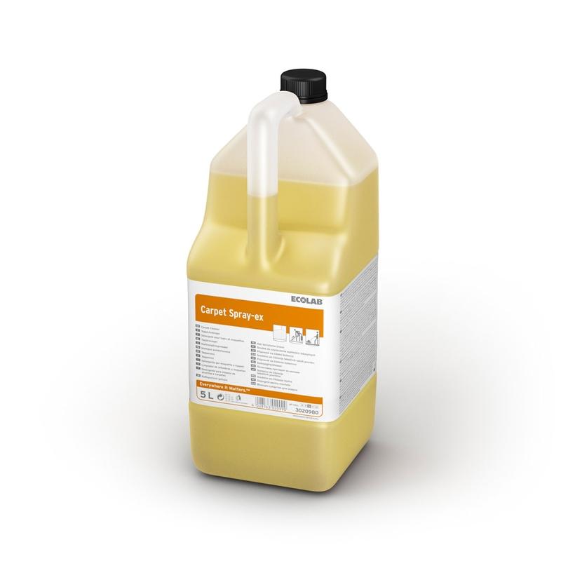 Sapur Spray-Ex/Carpet Spray-Ex (Сапур Спрэй-Экс/Карпет Спрэй- Экс), 5 л