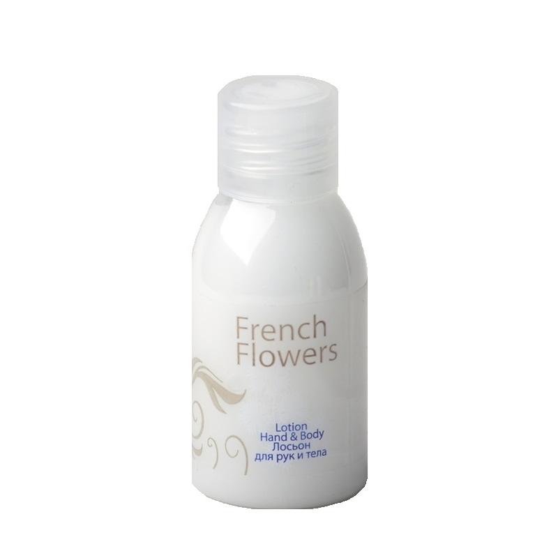 Лосьон для тела «French Flowers» в пластиковой бутылочке, 30 мл.