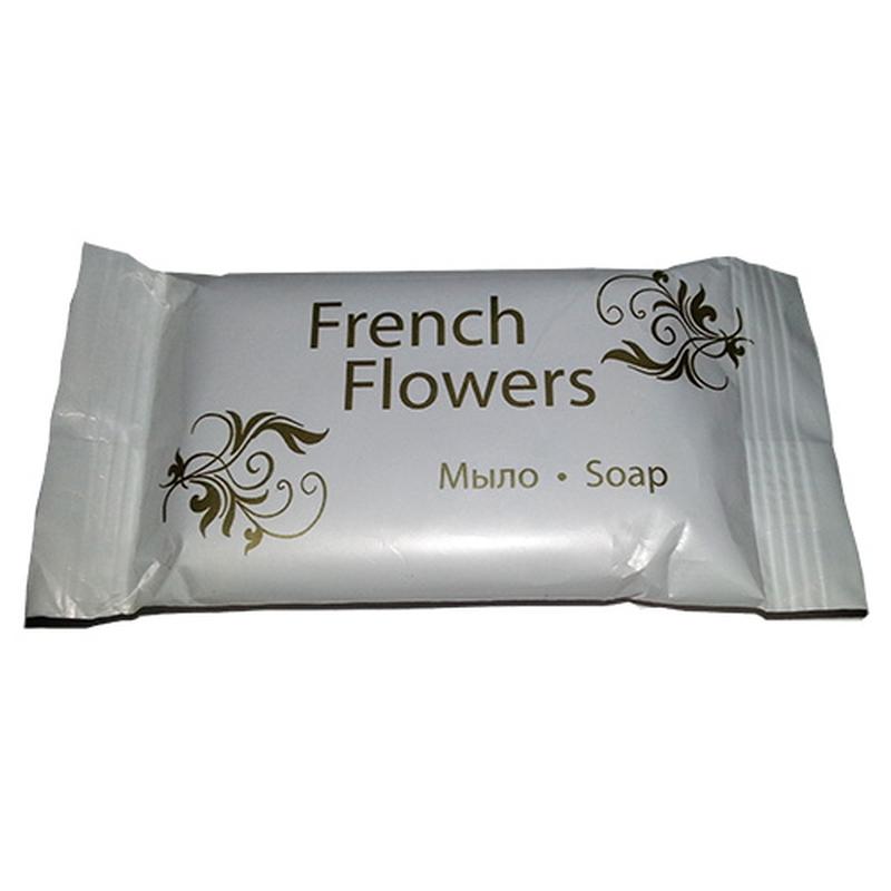 Мыло гостиничное «French Flowers», 13 г.