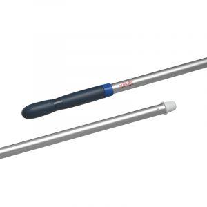 Усиленная алюминиевая ручка с резьбой, 150 см.